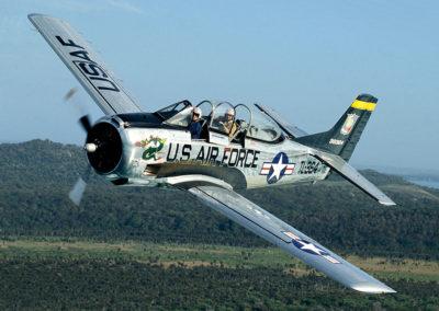 AT-28D TROJAN (VH-TRO) 09-1000